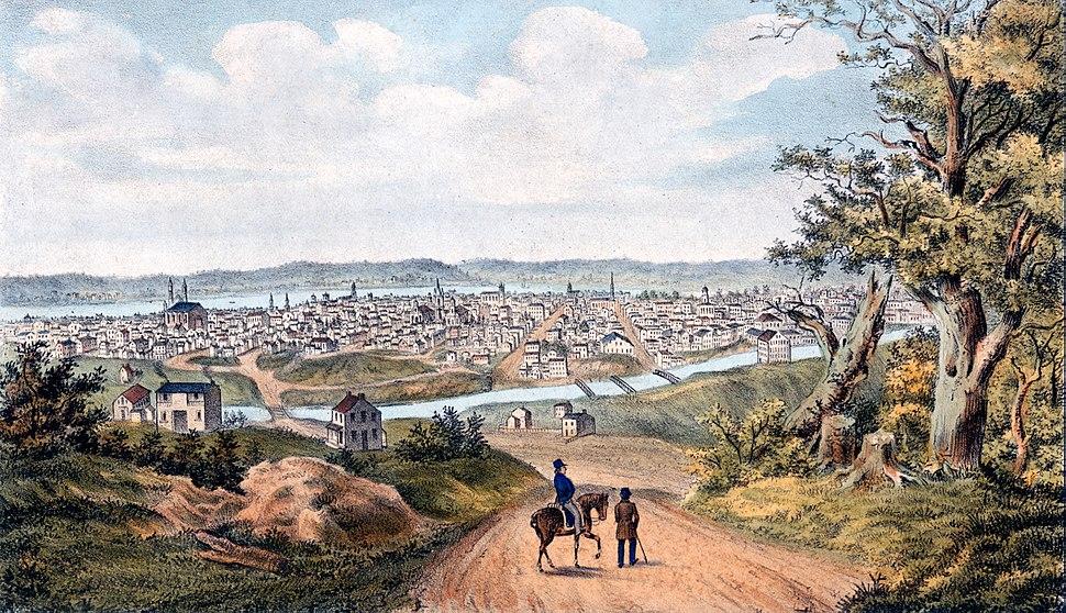 Cincinnati-in-1841