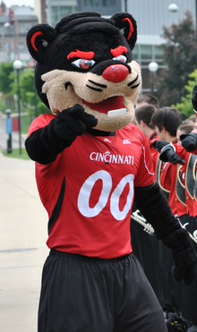 Cincinnati Bearcats Wikipedia