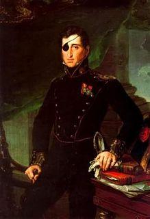 Cipriano de Palafox y Portocarrero, 8th Count of Montijo Spanish noble