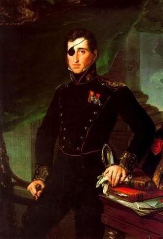 Cipriano de Palafox, 13th Duke of Peñaranda del Duero - Image: Cipriano Palafox Portocarrero