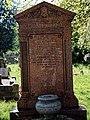 City of London Cemetery Mary Ann Bower Francis Bower monument 1.jpg