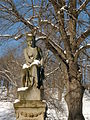 Civil War memorial, Allegheny Cemetery, 2015-01-28, 01.jpg