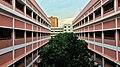 Civil and Mechanical blocks in GITAM, Visakhapatnam campus (May 2019).jpg