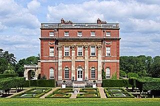 Clandon Park House