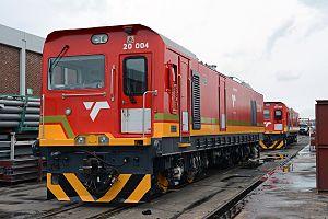 South African Class 20E - Image: Class 20E (20 004)