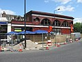 Classic London tube station entrance - geograph.org.uk - 1544471.jpg