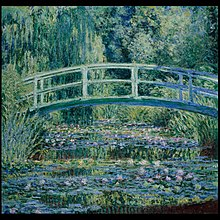 Claude Monet - Water Lilies and Japanese Bridge - Google Art Project.jpg