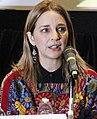 Claudia Ramírez in 2018 (cropped).jpg