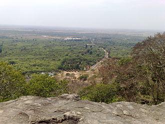 Kampong Thom Province - Phnom Santuk