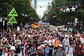 Climate Rally flows down Swanston street.jpg
