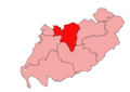 Clydesdale (constituency) 2011.png