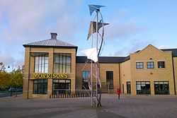 Cmglee Cambourne Morrisons sculpture.jpg