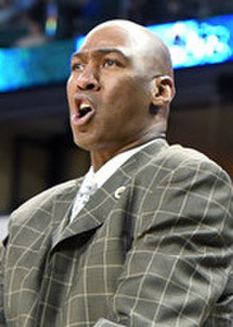 Danny Manning - Coach Manning in 2015