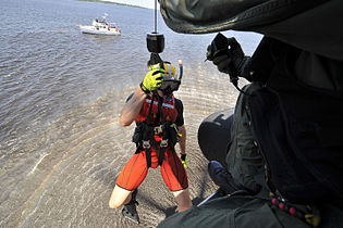Rescue swimmer - Wikipedia