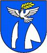 Coat of arms of Tlmače.png