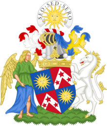 Coat of arms of the Marquess of Lothian.png