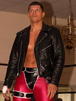 Cody Rhodes Wikipedia
