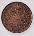 Coin BE 1c Albert I lion obv NL 47.png