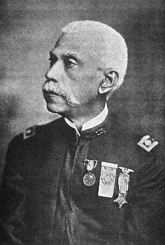 Allen Allensworth - Image: Col. Allen Allensworth, Reg'tl Chaplain. Nypl.digitalcollecti ons