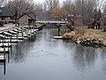 Cold Creek Trout Camp from RR bridge 01-30-08.jpg