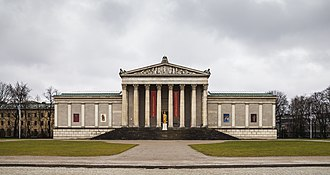 Königsplatz, Munich - State Museum of Classical Art