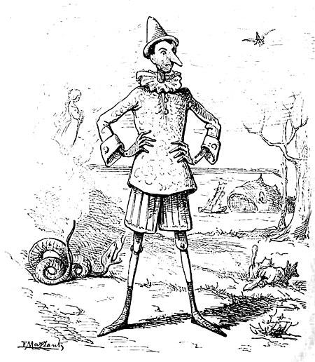 Le avventure di Pinocchio (1892) - Wikisource