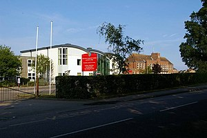 Colne Community School and College - Image: Colne Community School geograph.org.uk 218991