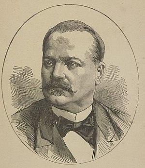 Paul Flatters - Flatters around 1880