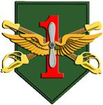 Combat Aviation Brigade, 1st Infantry Division Badge.png