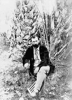 François Élie Roudaire - François Élie Roudaire in 1879