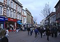 Commercial Road, Hereford - geograph.org.uk - 376076.jpg