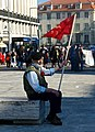 Communist demonstrator (8680781259).jpg