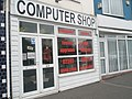 Computer shop in Brockhurst Road - geograph.org.uk - 1379190.jpg