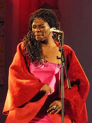 Afro-Spaniard - Image: Concha Buika 2