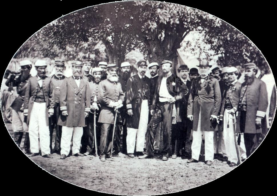 Conde d Eu visconde do rio branco 1870