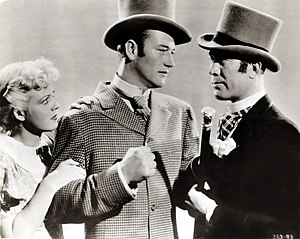John Wayne - With Jean Rogers and Ward Bond in Conflict (1936)