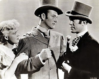 Ward Bond - Jean Rogers, John Wayne, and Bond in Conflict (1936)