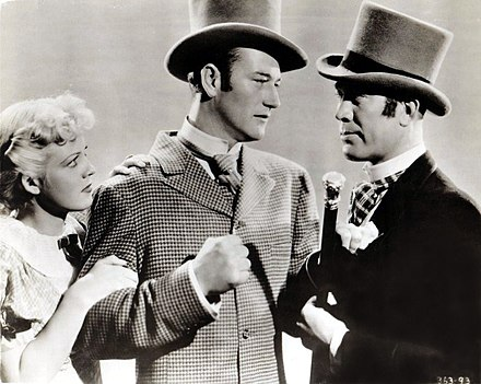 With Jean Rogers and Ward Bond in Conflict (1936) Conflict (1936) 1.jpg