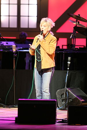 Connie Smith singles discography - Connie Smith performing at the Grand Ole Opry (2007).