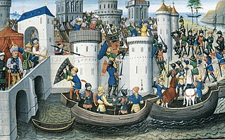 Fourth Crusade 1204 Crusade that captured Constantinople rather than Jerusalem