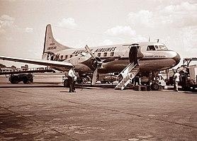 American Airlines Flight 6780