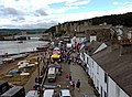 Conwy quay and Castle. (34551815400).jpg