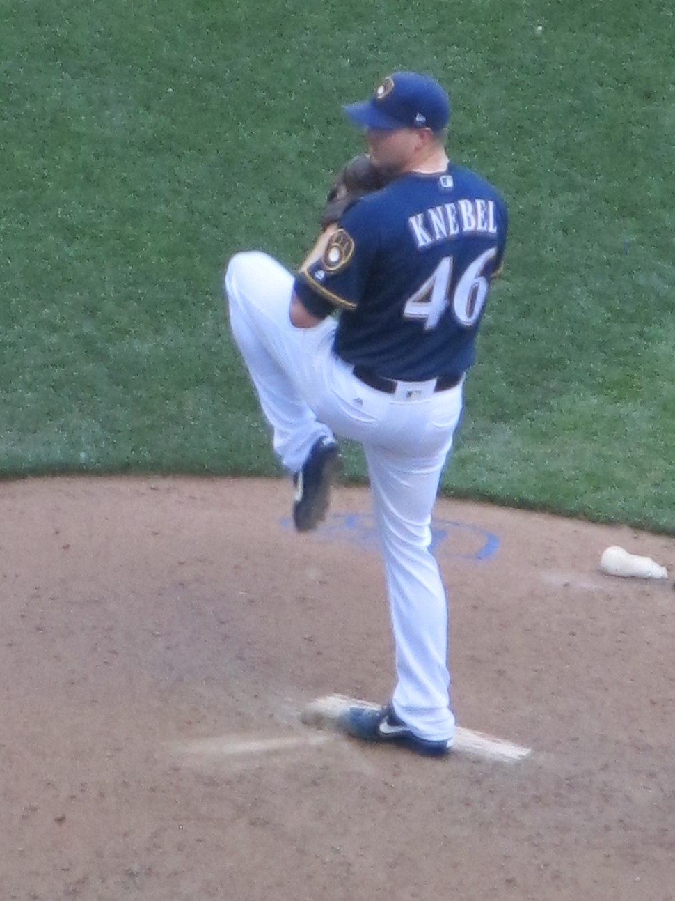 Corey Knebel in 2017