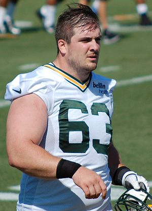 Corey Linsley - Linsley in 2015