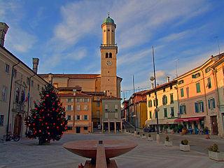 Cormons Comune in Friuli-Venezia Giulia, Italy