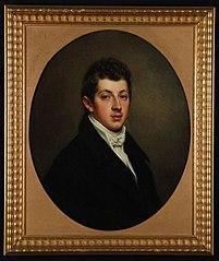 Portrait de Johan Frederic Hoffmann