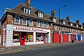 Coronavirus Covid-19 Lordship Lane, closed shops, Tottenham, London, England 1.jpg