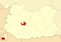 Corral de Calatrava municipality.png