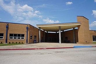 Corsicana Independent School District - Collins Junior High School