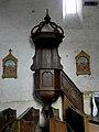 Cossé-en-Champagne (53) Église Intérieur 06.JPG